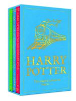 Harry Potter: the Magical Adventure Begins ...: Volumes 1-3: Book by J. K. Rowling