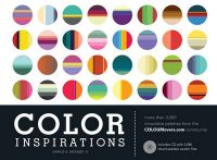 Color Inspirations: More Than 3,000 Innovative Palettes from the Colourlovers.Com Community:Book by Author-Darius A. Monsef