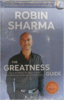 The Greatness Guide (With Cd):Book by Author-Robin Sharma