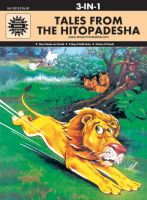 Tales from the Hitopadesha (10015): Book by Anant Pai