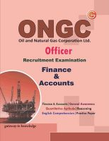 ONGC - Officer Recruitment Examination - Finance & Accounts (English) 3rd Edition (Paperback): Book by GKP