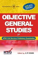 Objective General Studies for UPSC:Book by Author-KSG