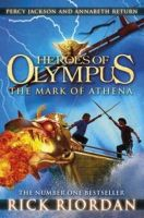 The Mark of Athena:Book by Author-Rick Riordan