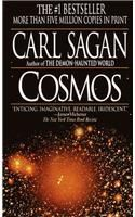 Cosmos:Book by Author-Sagan