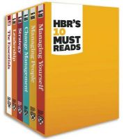 HBR's 10 Must Reads: Book by Harvard Business Review