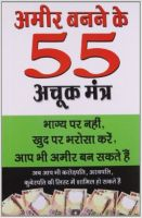 Amir Banne Ke 55 Achuk Mantra (H) Hindi(PB): Book by M K Majumdar