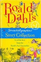 Scrumdidlyumptious Story Collection (Set of 6 Books) (English) (Boxed Set): Book by Roald Dahl