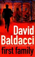 First Family: Book by David Baldacci