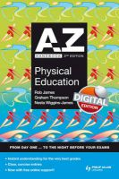 A-Z Physical Education Handbook: Book by Rob James