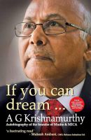 IF YOU CAN DREAM: Book by A.G.KRISHNAMURTHY