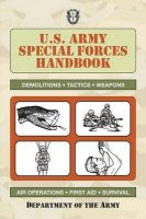 U.S. Army Special Forces Handbook: Book by U S Dept of the Army