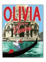 Olivia Goes To Venice: Book by Ian Falconer