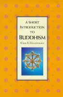 Buddhism: A Short Introduction:Book by Author-Klaus K. Klostermaier