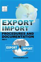 IBO4  Export Import Procedures And Documentation (IGNOU Help book for IBO-4 in English Medium): Book by Sudhir Kochhar