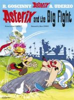 Asterix and the Big Fight: Book by Goscinny , Uderzo