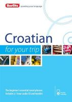 Berlitz Language: Croatian for Your Trip: Book by Berlitz