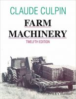 FARM MACHINERY (English): Book by CLAUDE CULPIN