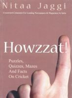 Howzzat!:Book by Author-Nitaa Jaggi