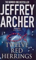 Twelve Red Herrings:Book by Author-Jeffrey Archer