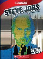 Steve Jobs: Book by Josh Gregory