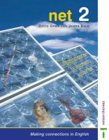 Net 2: Making Connections in English: Year 8 Anthology: Book by David Orme , James Sale