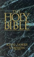 Holy Bible: Book by King James Version