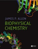 Biophysical Chemistry: Book by James P. Allen