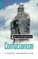 Confucianism: A Short Introduction: Book by John Berthrong,Evelyn Berthrong
