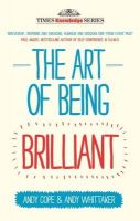The Art Of Being Brilliant: Book by Cope