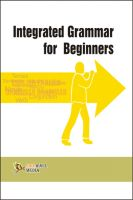 Integrated Grammar for Beginners: Book by K.D. Upadhyaya