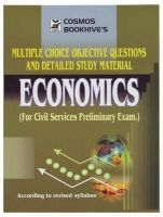 Economics For Civil Services Prelm Exam (Paperback): Book by Rao Srk