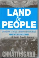 Land And People of Indian States & Union Territories 36 Vols.Set: Book by Ed. S. C.Bhatt & Gopal K Bhargava