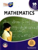 Full Marks Mathematics Class 10  (Term I & II Set): Book by Mr R.C.Yadav