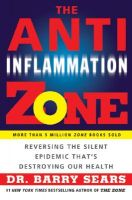 Anti Inflammation Diet: Book by Dr  Barry Sears