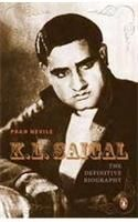 K.L.Saigal: The Definitive Biography:Book by Author-Pran Nevile
