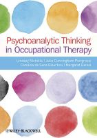 Psychoanalytic Thinking in Occupational Therapy: Book by Lindsey Nicholls