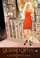 Gossip Girl: The Manga: For Your Eyes Only: v. 1: Book by Cecily Von Ziegesar