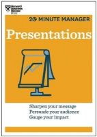 Presentations (English) (Paperback): Book by Harvard Business Review