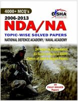 NDA/ NA Topic-wise Solved Papers (2006-2013)