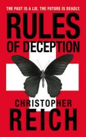 Rules Of Deception: Book by Christopher Reich