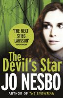 The Devil's Star: A Harry Hole Thriller: Book by Jo Nesbo , Don Bartlett