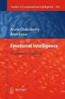 Emotional Intelligence: Book by Aruna Chakraborty