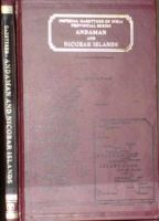 Andaman and Nicobar Islands - Imperial Gazetteer of India: Book by series Provincia