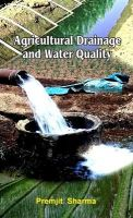 Agricultural Drainage and Water Quality: Book by Sharma, Premjit ed