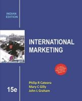 International Marketing (English) 15th Edition (Paperback): Book by Mary C. Gilly, John L. Graham, Philip R. Cateora