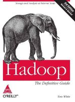 Hadoop: The Definitive Guide: Book by Tom White