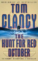 Hunt For Red October:Book by Author-Tom Clancy