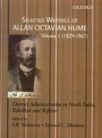 Selected Writings of A.O.Hume: Book by A.O. Hume