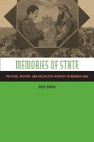 Memories of State: Politics, History and Collective Identity in Modern Iraq: Book by Eric Davis