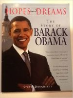 Hopes and Dreams: Story Of Barack Obama (English): Book by Steve Dougherty